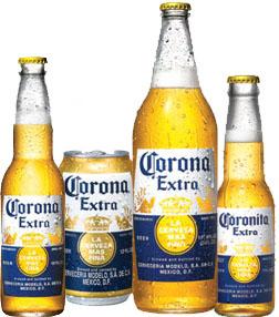 Акция пива «Corona Extra - 2009» («Корона Экстра - 2009»)