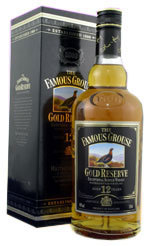 Famous grouse  12 y.o.