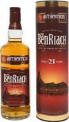 Benriach 21 y.o. Authenticus